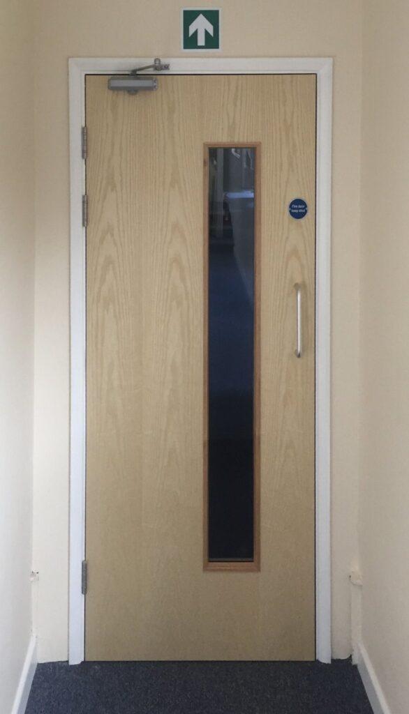SSH Build Fire Doors
